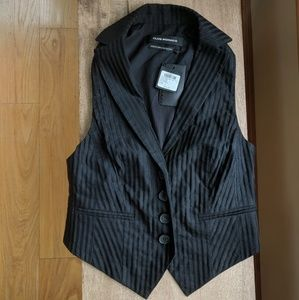 NWT CLUB MONACO Hallie Vest Small